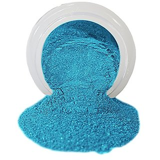 ColorPops by First Impressions Molds Pearl Blue 14 Edible Powder Food Color For Cake Decorating, Baking, and Gumpaste Fl