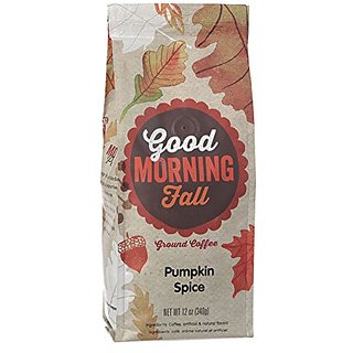Good Morning Fall Ground Coffee Pumpkin Spice 12 oz. (2 bags)