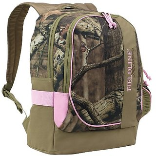 Fieldline Womens Black Canyon Backpack (Mossy Oak Infinity)