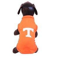 NCAA Tennessee Volunteers Cotton Lycra Dog Tank Top, XX-Large