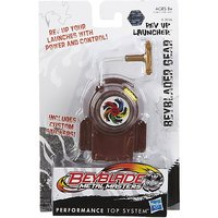 Beyblader Gear Metal Masters - Rev Up Launcher B-203A