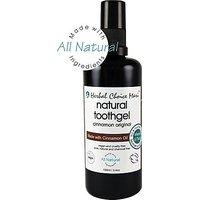 Herbal Choice Mari Natural Tooth-Gel Cinnamon 100ml/ 3.4oz