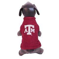 NCAA Texas A&M Aggies Cotton Lycra Dog Tank Top, XX-Large
