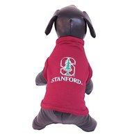 NCAA Stanford Cardinal Cotton Lycra Dog Tank Top, X-Small
