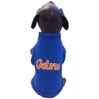 NCAA Florida Gators Cotton Lycra Dog Tank Top, X-Small