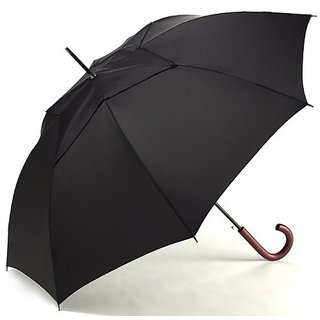 ShedRain WindPro Stick Umbrella - Black