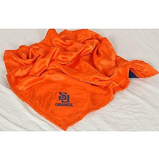 Comfy Feet Syracuse Orange Baby Blanket