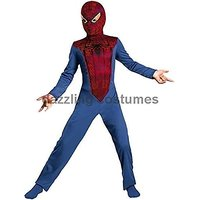 Spider-Man Movie Basic Kids Costume 7 Costume Item - Disguise