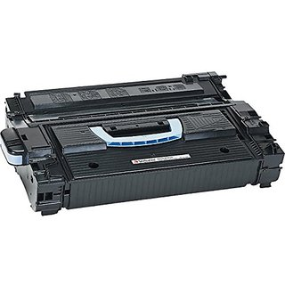 Verbatim HP C8543X Black High Yield Remanufactured Laser Toner Cartridge, 94626