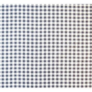 SheetWorld Fitted Pack N Play Sheet - Grey Gingham Check - Made In USA
