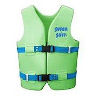 Super Soft Lifejacket (Medium, Kiwi)