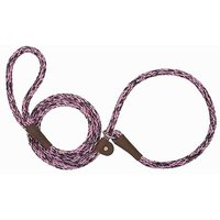 Mendota Products Dog Slip Lead, 1/2 By 6-Feet, Pink Camo