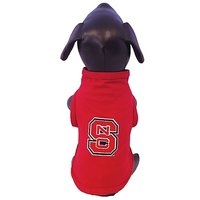 NCAA North Carolina State Wolfpack Cotton Lycra Dog Tank Top, X-Large