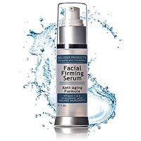 Facial Firming Serum, Hyaluronic Acid Vitamins C For Face, Anti Aging Cream, Organic Skin Treatment That Activates Colla