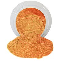 ColorPops By First Impressions Molds Pearl Orange 24 Edible Powder Food Color For Cake Decorating, Baking, And Gumpaste