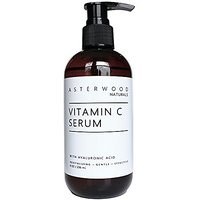Vitamin C Serum With Organic Hyaluronic Acid 8 Oz - Lighten Sun Spots, Anti Aging, Anti Wrinkle - Face Moisturizer - Lea
