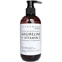 Argireline + Vitamin C Serum With Organic Hyaluronic Acid 8 Oz - Anti Aging, Anti Wrinkle - Face Moisturizer For Dry Ski