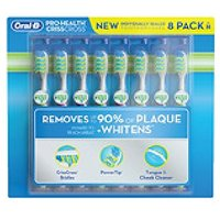 Oral-b Pro-Health Crisscross Toothbrushes 8ct