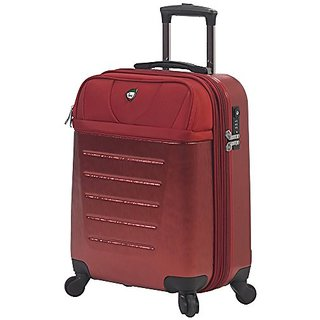 Hontus Glorenza Hardside Carry-On, Burgundy