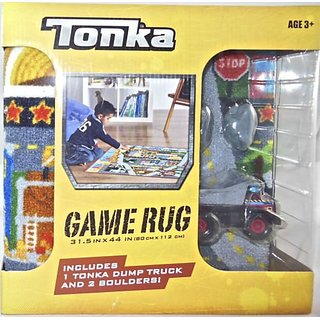 Interactive Game Rug, Multicolor
