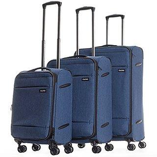 CalPak Castlegate Lightweight Luggage Set, Blue