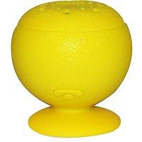 MixBin Wireless Bluetooth Speaker With Suction Cup (Sunshine Glitter)