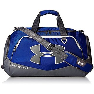Under Armour Undeniable II Storm Gym Duffel Bag - Medium (One Size, Royal)