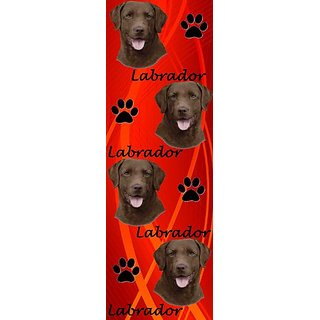 E&S Pets BM-22 Dog Bookmark