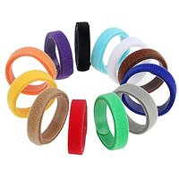 Pixnor Puppy ID Bands Puppy Collar To Keep Track And Identify Pups Kittens-12 Colors