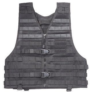 5.11 LBE Vest, Black, XX-Large