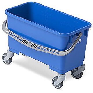 Vileda Professional Single Bucket with Casters