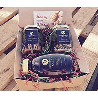 Desert Creek Honeys Purely Natural Honey And Creamed Honey Gift Box