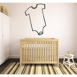 Design with Vinyl RAD V 444 3 Baby Onesie Boy Girl Unisex Newborn Infant Nursery Bedroom Decor Peel & Stick Sticker Viny