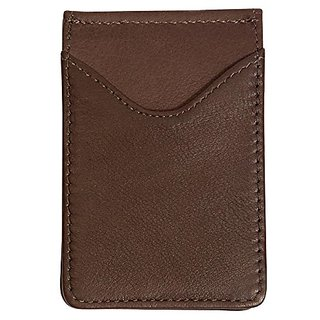 Canyon Outback Burro Canyon Slim-Line Money Clip-Brown, Brown