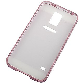Hatori Slim Fit Case with Aluminium Alloy Frame and Acrylic Back Cover for Samsung Galaxy S5 / Galaxy SV / Galaxy S V (2