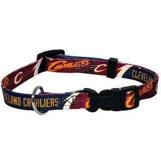 NBA Cleveland Cavaliers Adjustable Pet Collar