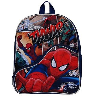 Marvel Spiderman 12 inch Boys Backpack