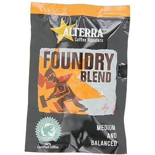 FLAVIA ALTERRA Coffee, Foundry Blend, 20-Count Fresh Packs (Pack of 5)