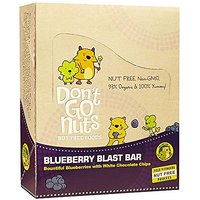 Dont Go Nuts Snack Bars - Blueberry Blast - 1.58 OZ - 12 Ct