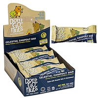 Dont Go Nuts Nut-Free Organic Snack Bars, Celestial Campout, Honey Graham, White And Dark Chocolate And Crunch, 12 Count