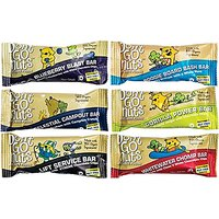 Dont Go Nuts Nut-Free Organic Snack Bars 6 Flavor Variety Pack (Pack Of 12)
