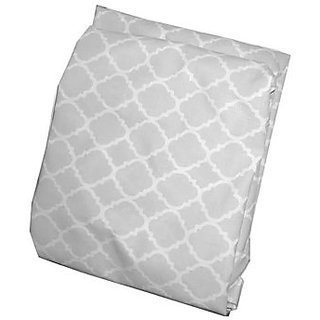 BKB Soho Fitted Cradle Sheet, Grey, 18
