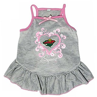 Hunter 4235-20-7500 HNL Minnesota Wild Too Cute Pet Dress, X-Small