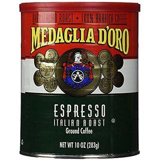 Medaglia DOro Espresso Coffee. 10 oz. can