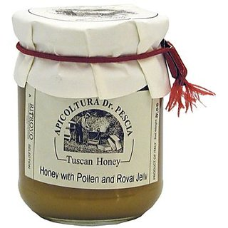 Dr. Pescia Wildflower Honey with Pollen and Royal Jelly