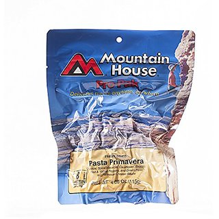 Mountain House, Pasta Primavera