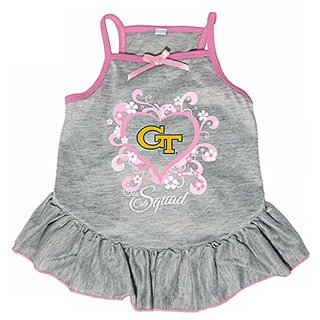 Hunter 4235-41-5500 NCAA Georgia Tech Too Cute Pet Dress, X-Small