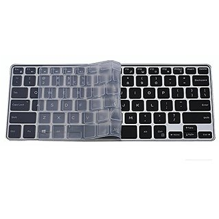 Leze - Ultra Thin Silicone Keyboard Skin Cover for Dell XPS 13-9343 XPS13R-1508 1708 7547,Inspiron 13-7347 13-7348 13-73