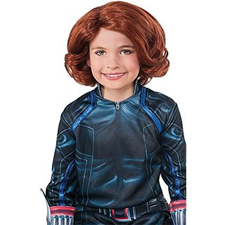 Avengers 2 Age of Ultron Childs Black Widow Wig