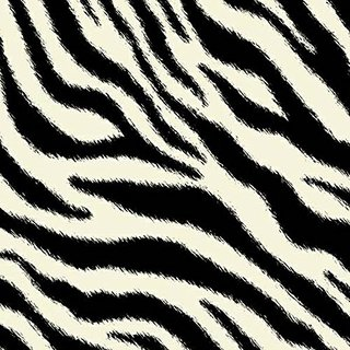 SheetWorld Fitted Square Playard Sheet 37.5 x 37.5 (Fits Joovy) - Zebra - Made In USA